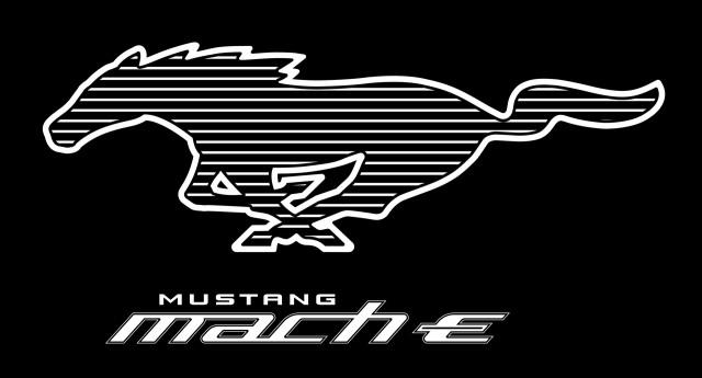 Ford Mustang Mach-E logo