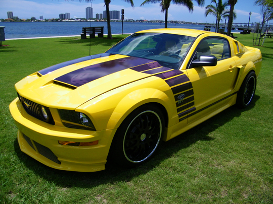 Ebay street driven 2006 mustang gt with 1000 horsepower for Ebay motors mustang gt