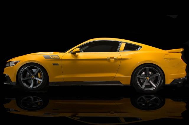 2015 Saleen 302 Black Label Mustang