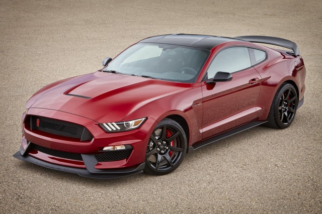 2017 Ford Mustang Colors
