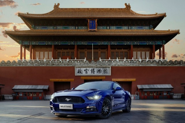 China to temporarily cut on tariffs for US-made cars