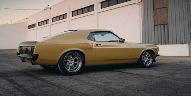 Robert Downey Jr's custom 1970 Ford Mustang Boss 302 by SpeedKore