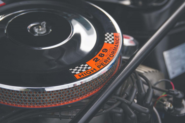 Dan Jones' 1966 Hertz GT350 Shelby tribute car