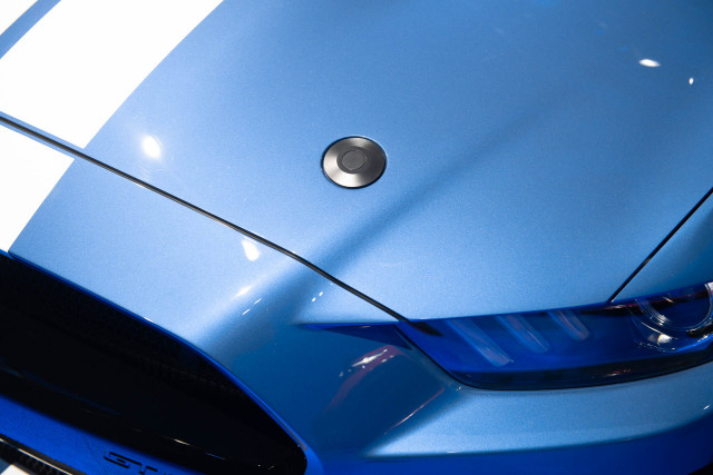 The 2020 Ford Mustang Shelby Gt500 Needs Its Hood Pins Here S Why