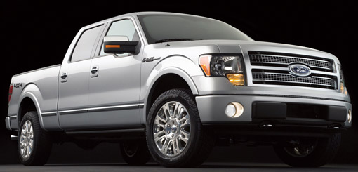 Ford offers employee pricing on F-150