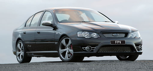 Ford Oz Launches Its Force Performance Sedans