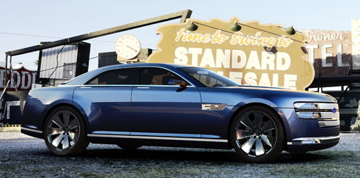 Ford Oz To Develop New Rwd Lineup Twin Turbo V6 Destined For Mustang