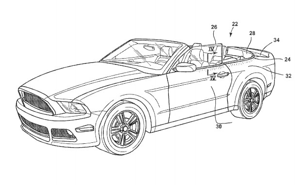 Ford Patent Luminescent Body Panels