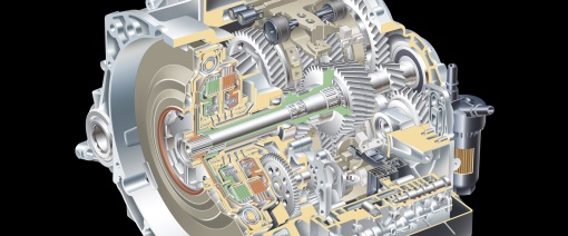 The high-tech gearbox will start in the company's small cars