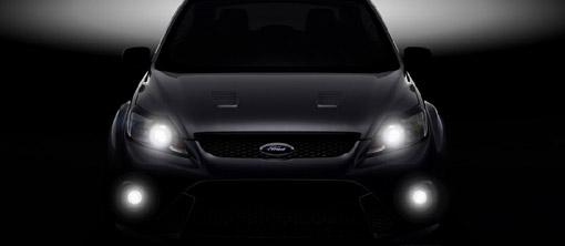 Ford releases Focus RS teaser