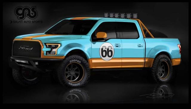 Ford SEMA F-150