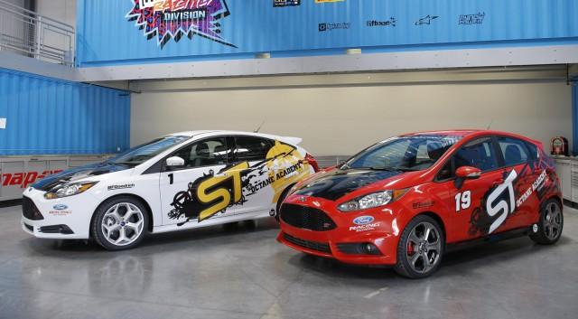 Ford ST Octane Academy at Miller Motorsports Park in Tooele, Utah