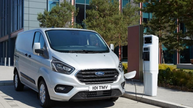 Ford develops software to target most effective places for public chargers