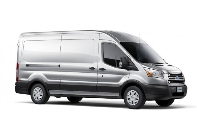 Ford Transit Van >> 2014 Ford Transit Van Fuel Efficient Diesel Option Unveiled