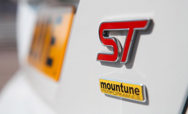 Ford tuner Mountune offers upgrades for the Focus ST and Fiesta ST
