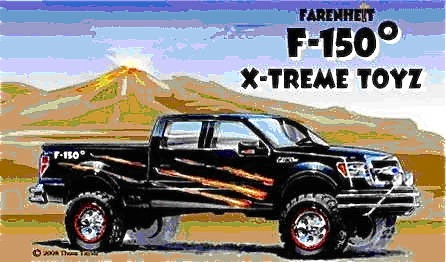 Ford F-150 FX-4