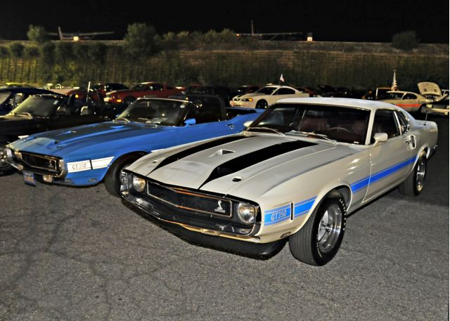 Ford Mustang GT350