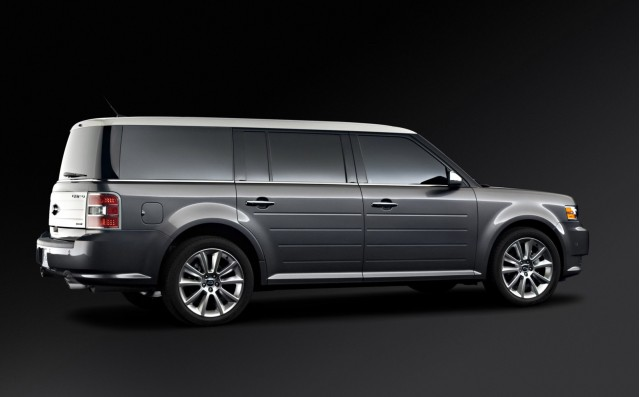 Third Row Suvs 2010 Ford Flex