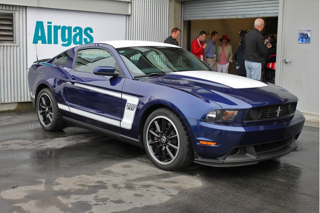Who S The Boss The Mustang Might Be