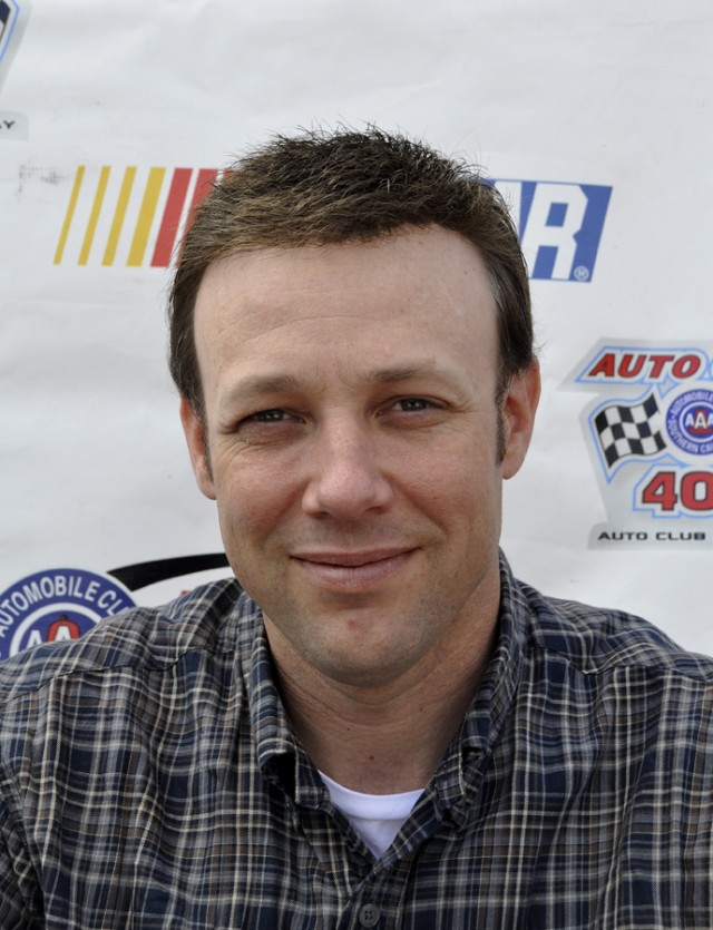 Matt Kenseth - Anne Proffit photo