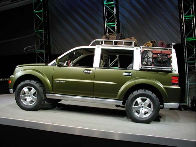 Ford Explorer Sportsman Concept