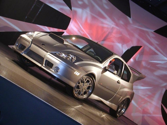 Ford Focus FR 2000, SEMA Auto Show