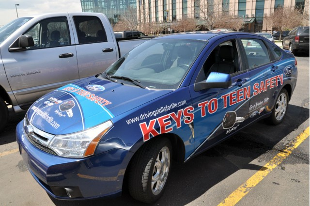 Ford S Key To Safety Focus With Mykey