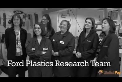 Ford's Plastics Research Team