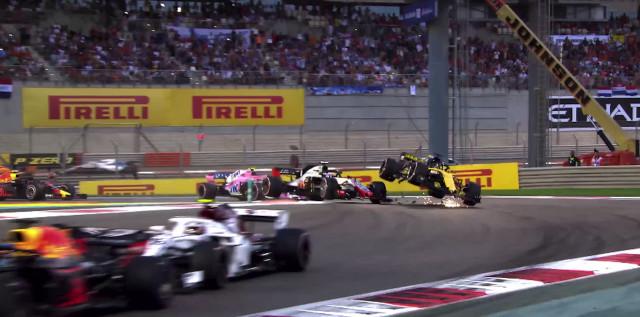 'Formula 1: Drive to Survive' trailer