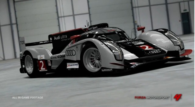 Forza 4 ALMS Pack cars