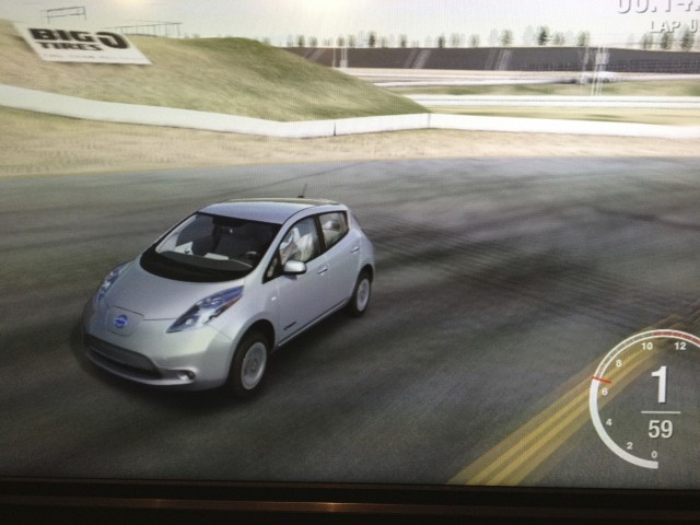 Forza 4 Electric and Hybrid Cars