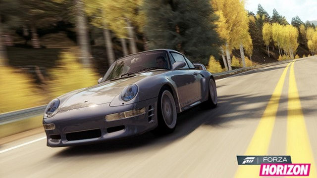 Forza Horizon 1000 Club Expansion, 1995 RUF CTR2