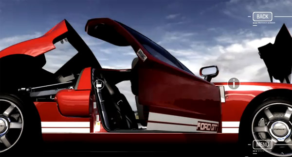 Forza Motorsport 4 screen shot