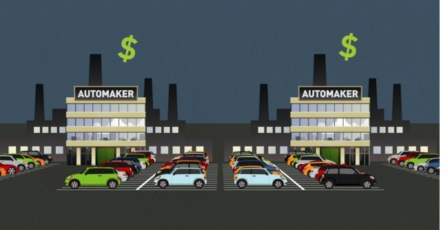 Frame from 'Benefits of Price Competition' video, by National Automobile Dealers Association (NADA)