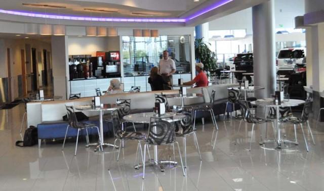 Frank Kent Honda - Twin Creeks Cafe