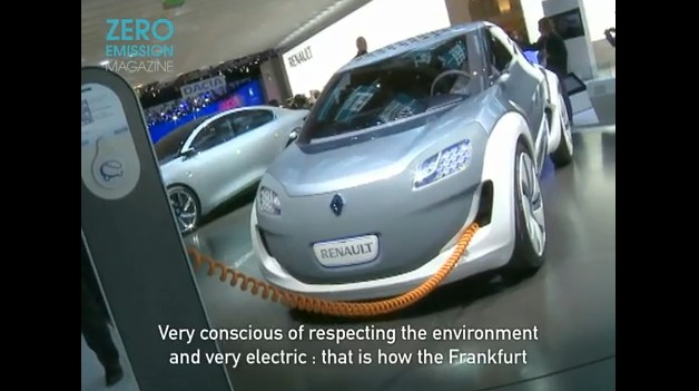Renault's Sustainable-Mobility.Org Touts Zero-Emissions Tech