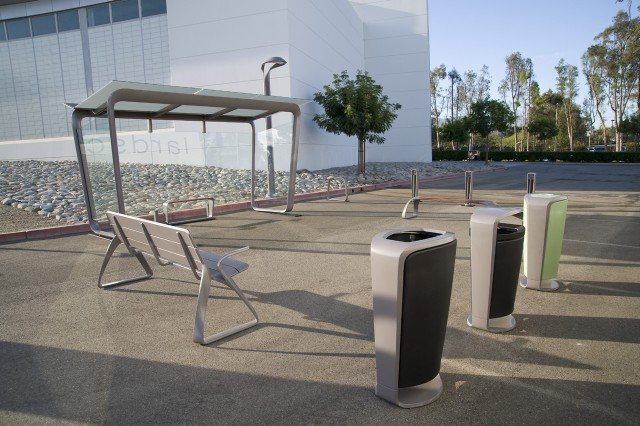 BMW Furniture For Bus Stops Would Look Awesome Anywhere