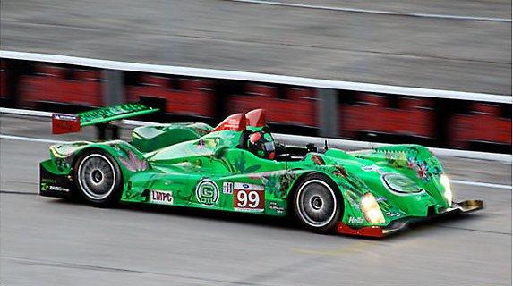 G Oil Green Earth Technologies Lmpc Race Car