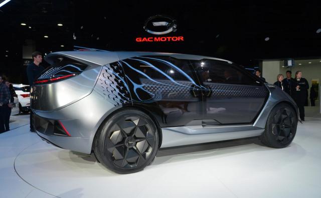 Gac Entranze Concept 2019 Detroit Auto Show