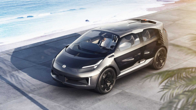 GAC Motor shows electric three-row minivan concept, delays US brand launch to 2020