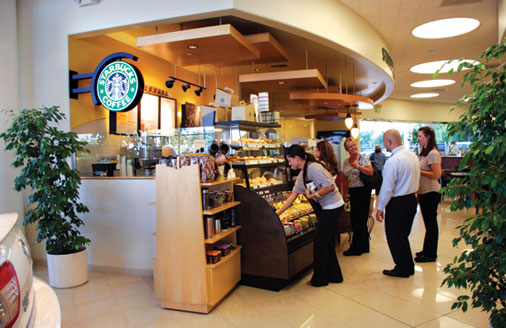 Galpin - Starbucks