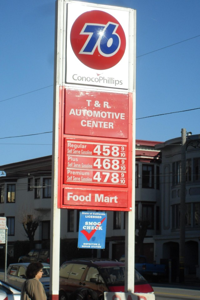 California Gas Prices Set To Soar Beyond 2008 High Of 4 61