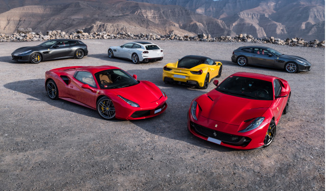 Ferrari could reach 9,000-unit annual production target 1 year early