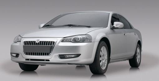 GAZ unveils Chrysler-based Siber at Interauto
