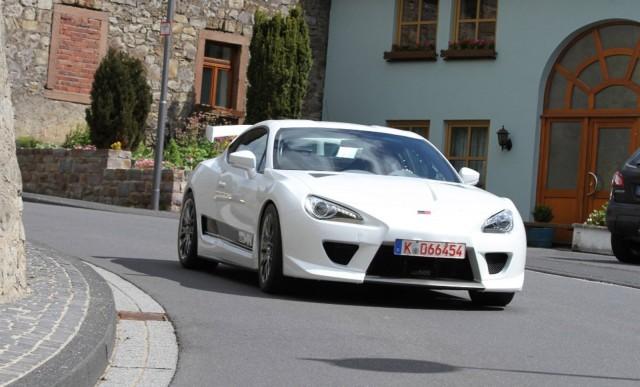 Gazoo Racing Sport FR Concept based on the 2013 Scion FR-S