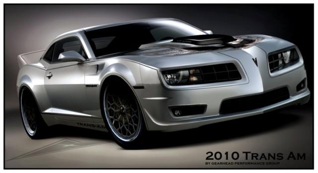 Gearhead Performance Group Chevrolet Camaro Pontiac Trans Am conversion