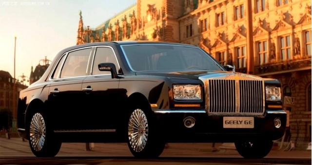 Geely says Rolls Royce's copy claims are baseless on geely ge engine, geely ge usa, geely ge vs rolls-royce phantom, geely emgrand ge, geely ge interior, geely ge trucks, geely ge suv,