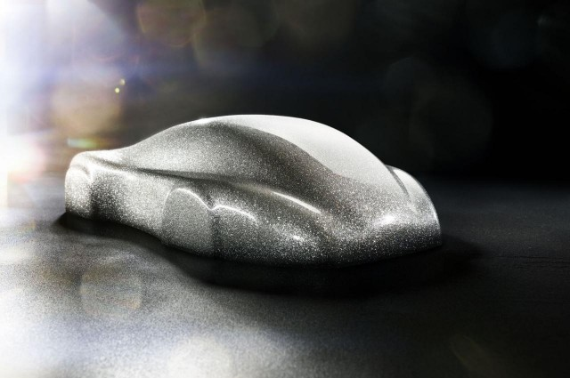 Gemballa develops real diamond automotive coating