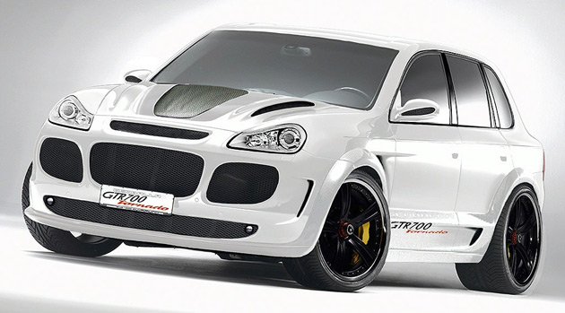 gemballa launches limited edition tornado cayenne gts. Black Bedroom Furniture Sets. Home Design Ideas