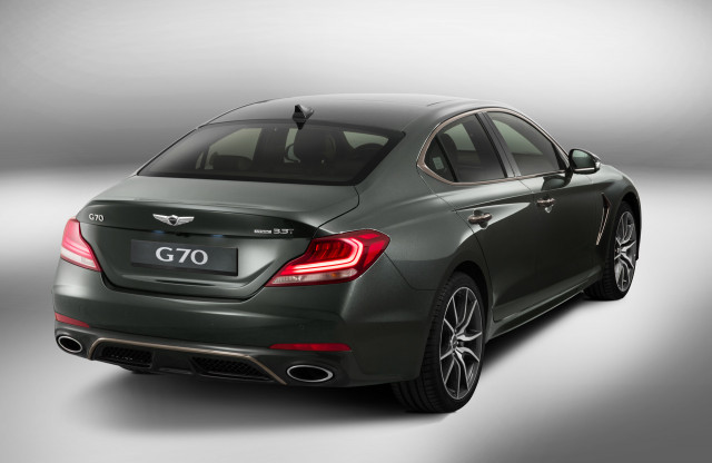 2019 Genesis G70, 2018 Lexus LS, McLaren ditches Honda: Today's Car